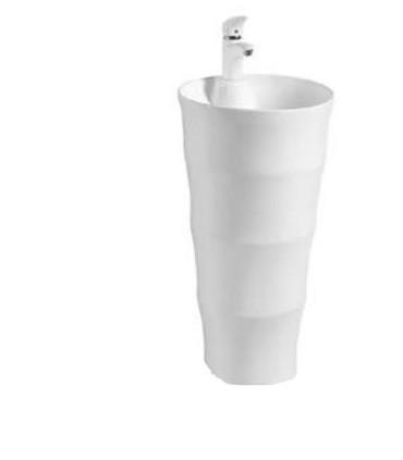 avabo a colonna freestanding da terra appoggio centro stanza totem elysee  in ceramica ap shop online