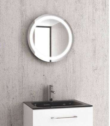 specchio bagno tondo rotondo led retroilluminato 53 x14 ap shop online arredo bagno pic012