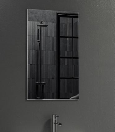 specchio bagno semplice liscio filolucido 100x70 rettangolare reversibile ap shop online