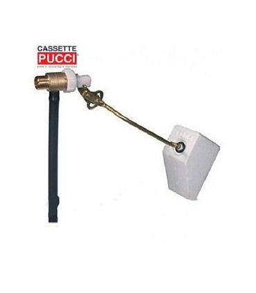 VALVOLA GALLEGGIANTE PER CASSETTA INCASSO PUCCI ECO-SARA 80006550
