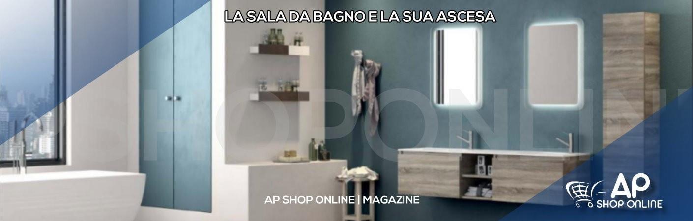 La stanza da bagno e la sua ascesa